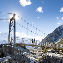 If you're an experienced hiker with a thirst for multi-day outdoor challenges, there's a lot to love about New Zealand. You can also stroll for an hour or two in a standard pair of runners and experience landscapes normally reserved for intrepid explorers