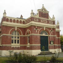 Temuka Court House