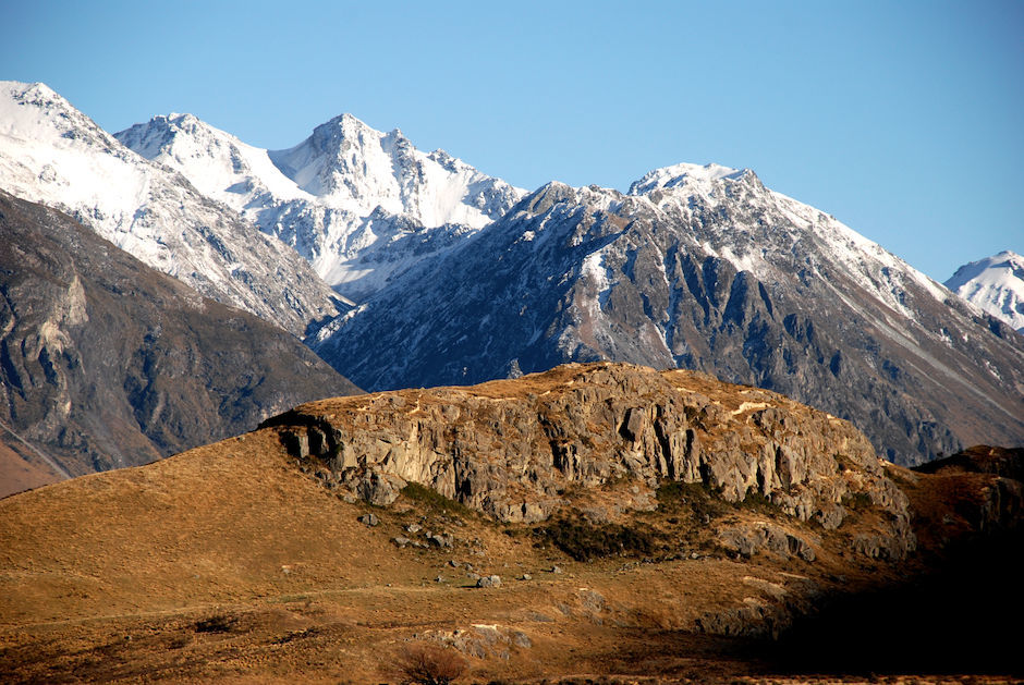 Mount Sunday (Edoras)