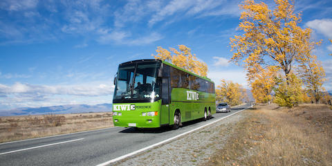 Transport for Backpackers – Transportation   Tourism New Zealand