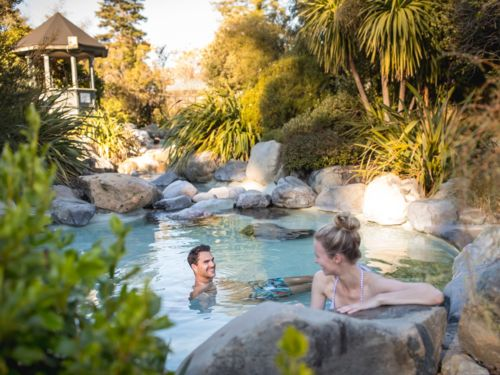 Hot pools & health spas in New Zealand | Things to see and do in New