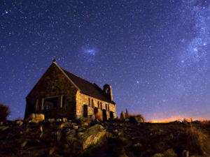 Church of the Good Shepherd, Tekapo