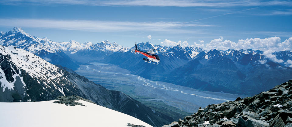The spiritual heart of the Southern Alps is the astounding Aoraki/Mount Cook National Park.
