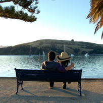 Akaroa. A place for sharing.