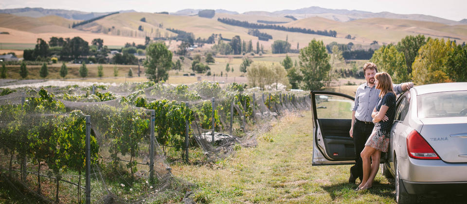 Waipara is a picturesque valley just 45 minutes north of Christchurch. One of NZ's premier wine regions, it is known for its Pinot Noir and Riesling.