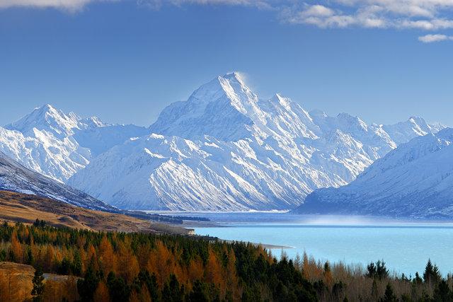 Aoraki Mount Cook National Park | 100% Pure New Zealand