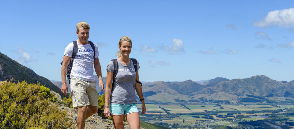 Hiking, Hanmer Springs