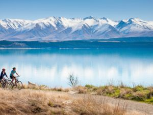 Lake Pukaki, Canterbury