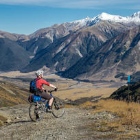 The St James Cycle Trail is an enthralling and challenging journey through some of New Zealand's most spectacular and historic high-country station.