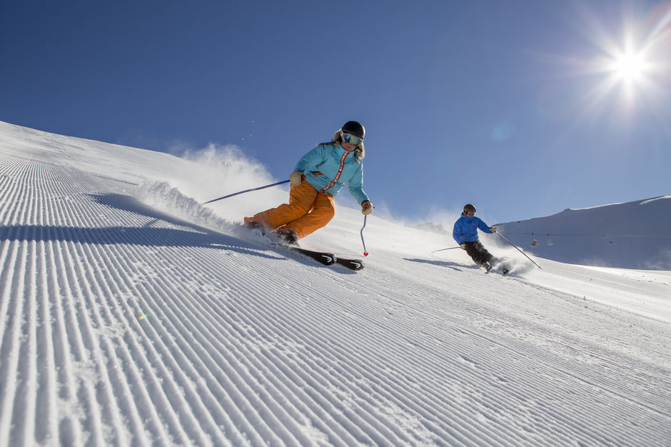 World Class grooming at Mt Hutt Ski Area