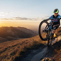 Featuring a variety of technical and non-technical tracks, the Port Hills are a must-do for any mountain biking enthusiast.