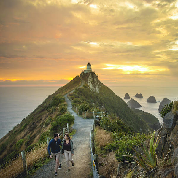 Nugget Point, Catlins Coast