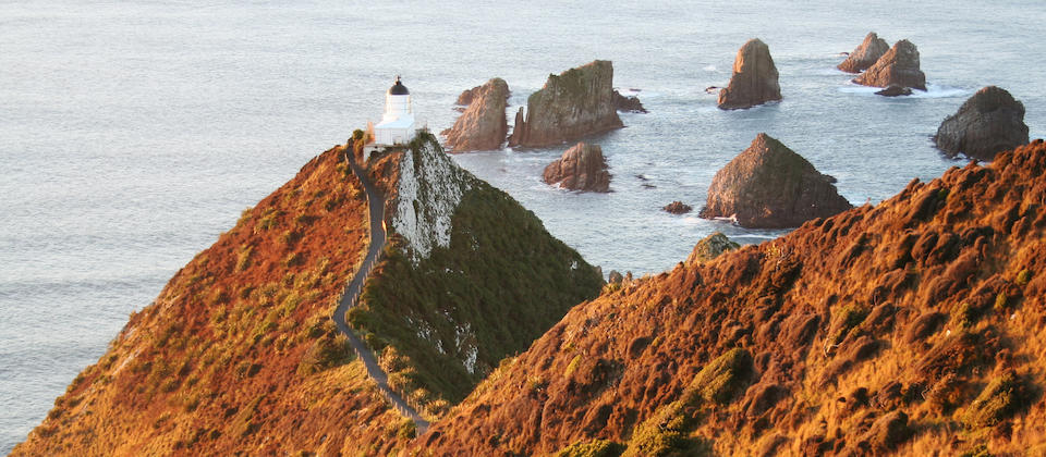 Nugget Point, Southland
