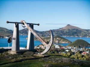 Port Chalmers lookout, Dunedin