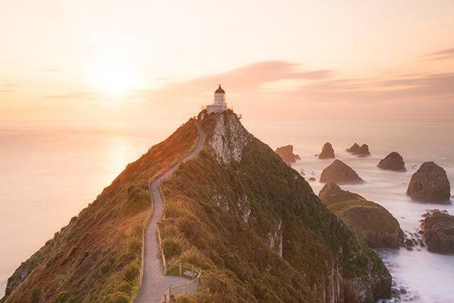 South Island New Zealand Tourist Attractions