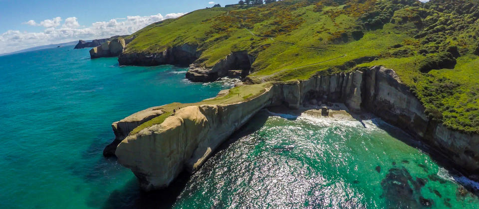 Tunnel Beach