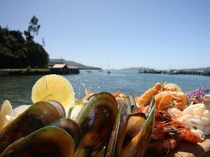 Seafood, Port Chalmers