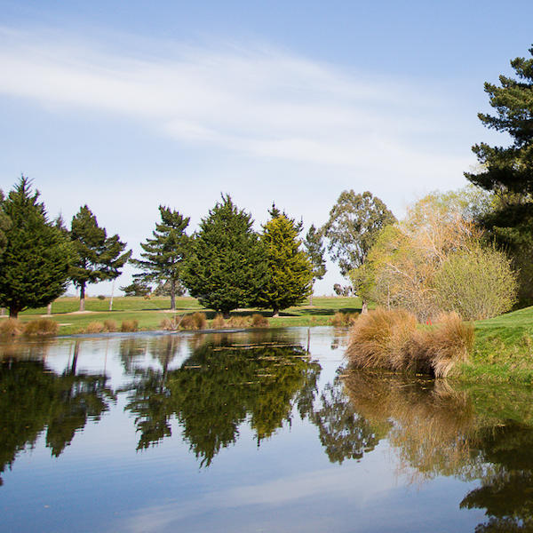 Mosgiel Golf Course