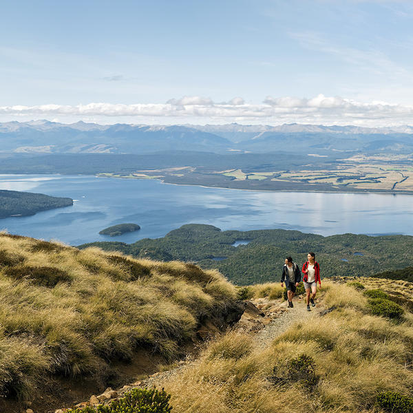 Hike the Kepler Track