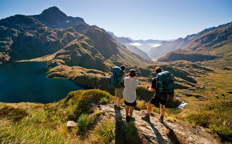 Routeburn Track, Fiordland National Park