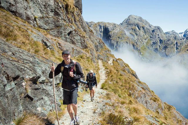 Multi-day Hikes - Outdoor Trekking Holidays | Tourism New Zealand