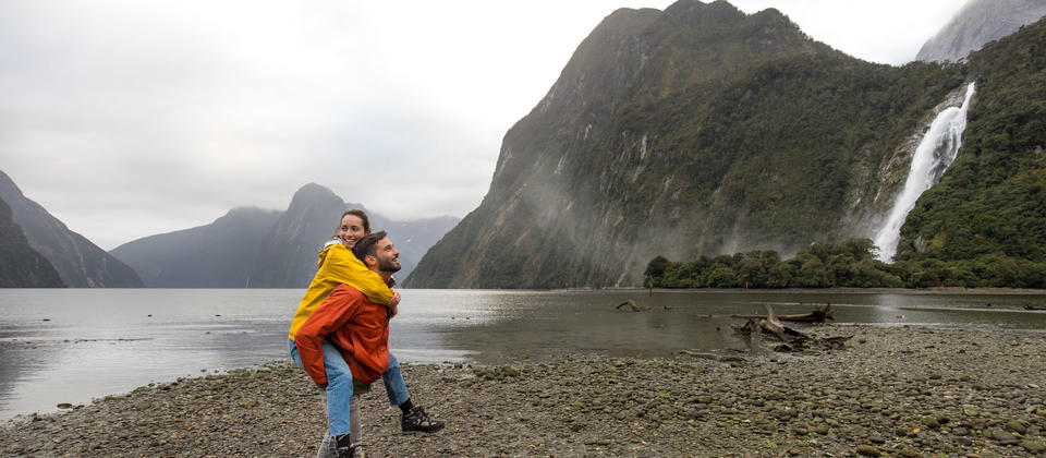 Visit Milford Sound | 100% Pure New Zealand