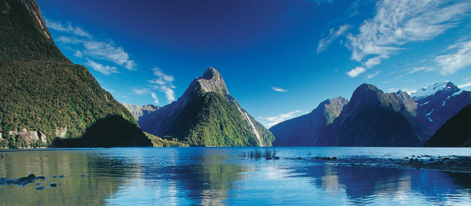 Reach the spectacular Milford Sound when you walk the Milford Track with Ultimate Hikes
