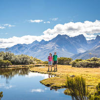 Experience the raw beauty of the Routeburn Track, Queenstown