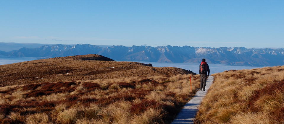 Kepler Track, Kepler Mountains