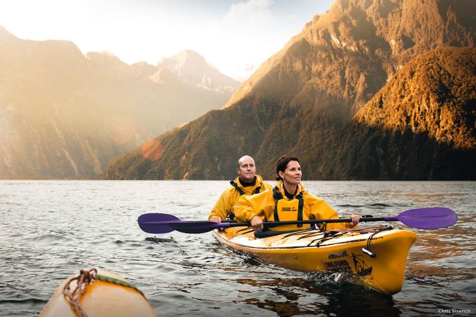 Get close to nature and learn about this World Heritage Area from your professional sea kayak guide.