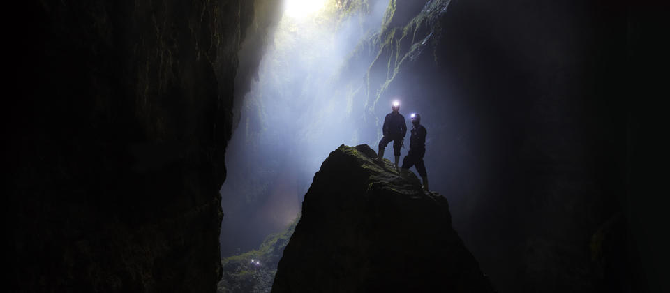 The Lost World is one of New Zealand's most magical caving experiences.