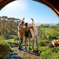 Hobbiton™ film set