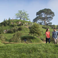 Middle-earth lives on at Hobbiton Movie Set.