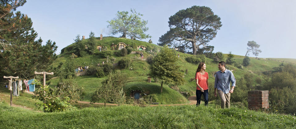 Middle-earth terus hidup di Hobbiton Movie Set.