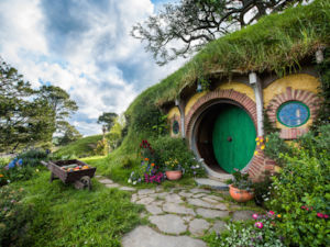 Bag End at Hobbiton™ Movie Set