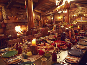 Hobbiton's Green Dragon Inn