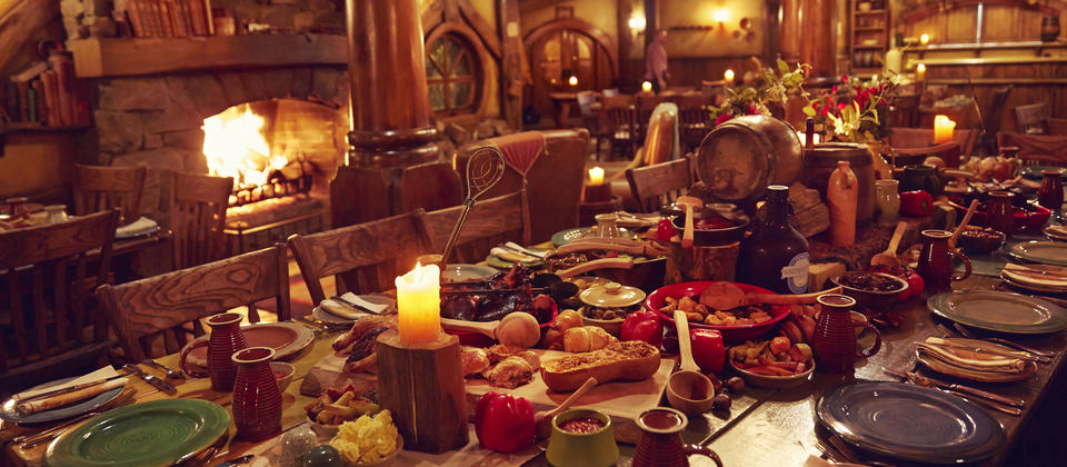 Hobbiton™ Movie Set's Green Dragon Inn is a venue that nobody will ever forget.