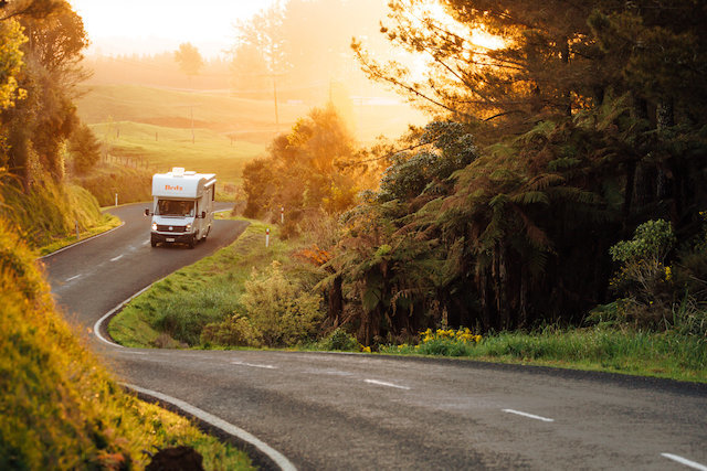 Getting Around New Zealand: Car Rentals, Campervans & Trains