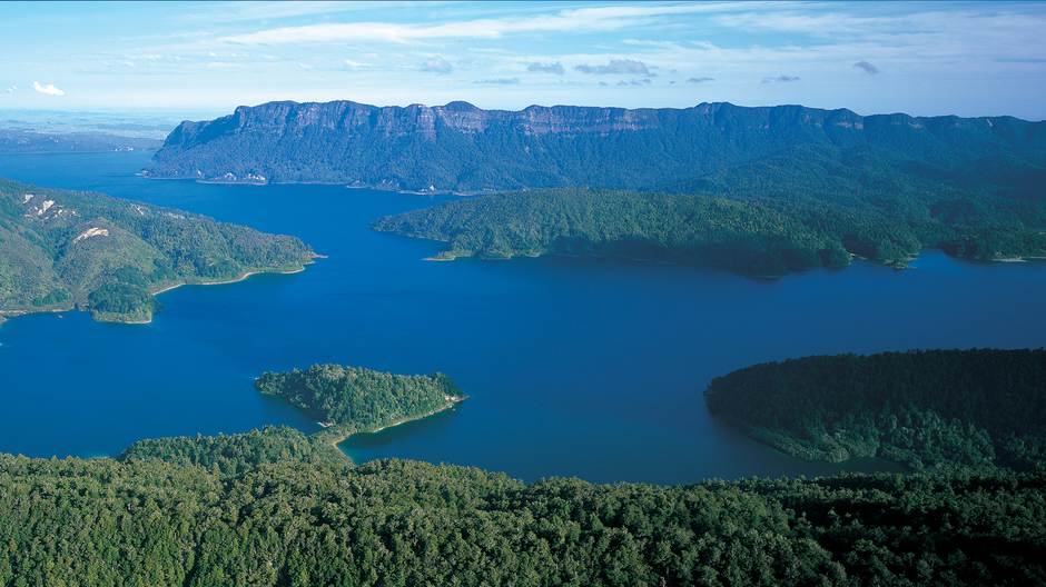 Lake Waikaremoana is one of the North Island's most beautiful wilderness escapes.