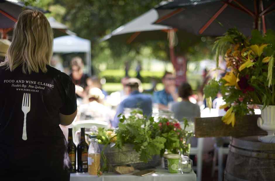 Hawke's Bay Food and Wine Classic