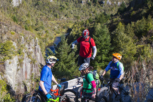 Mountain biking in Taupō | Lake Taupo, New Zealand
