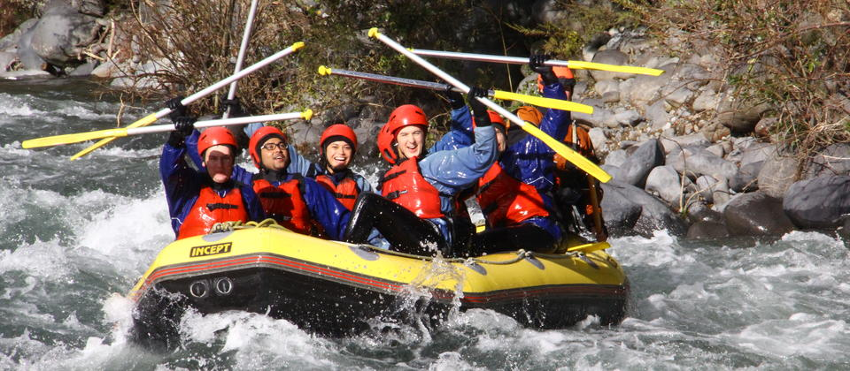 Team work and great fun on Tongariro River