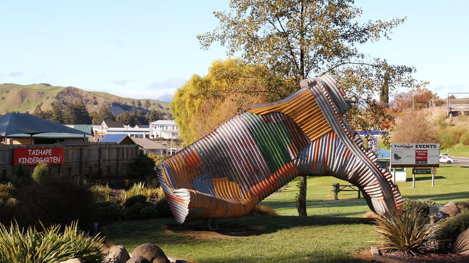 The Gumboot Capital of New Zealand