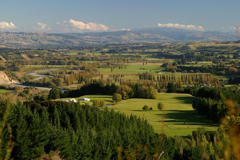 Ashhurst lies in the lush Pohangina Valley.