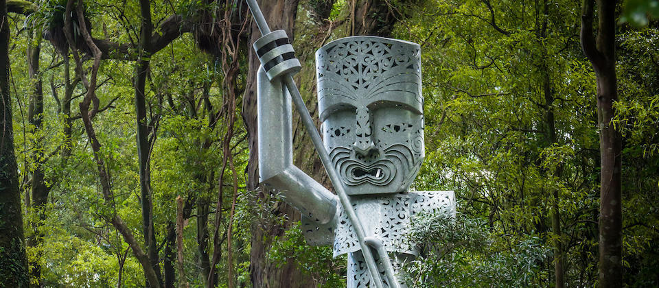 The Whatonga sculpture
