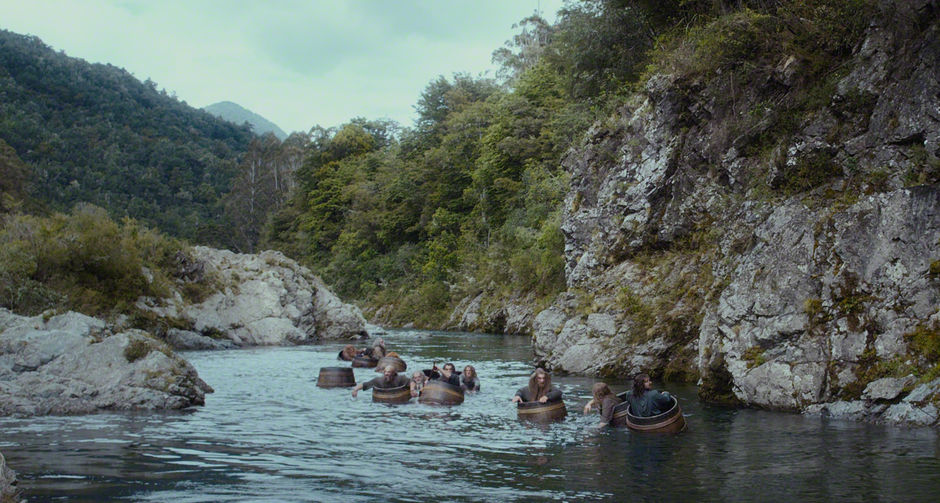The Barrel Run - Pelorus RIver