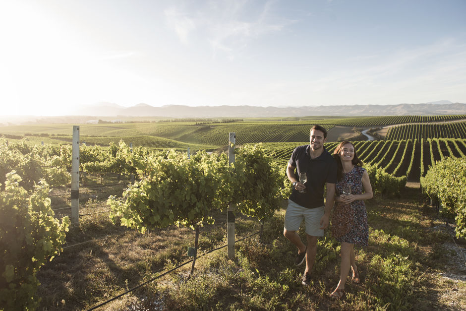 Experience the world-famous Sauvignon Blancs of Marlborough