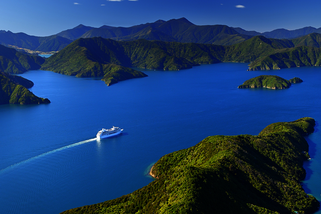 Marlborough Sounds In New Zealand Things To See And Do In New Zealand