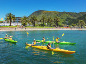 Kayaking, Picton