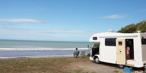 Camping in New Zealand   Things to see and do in New Zealand